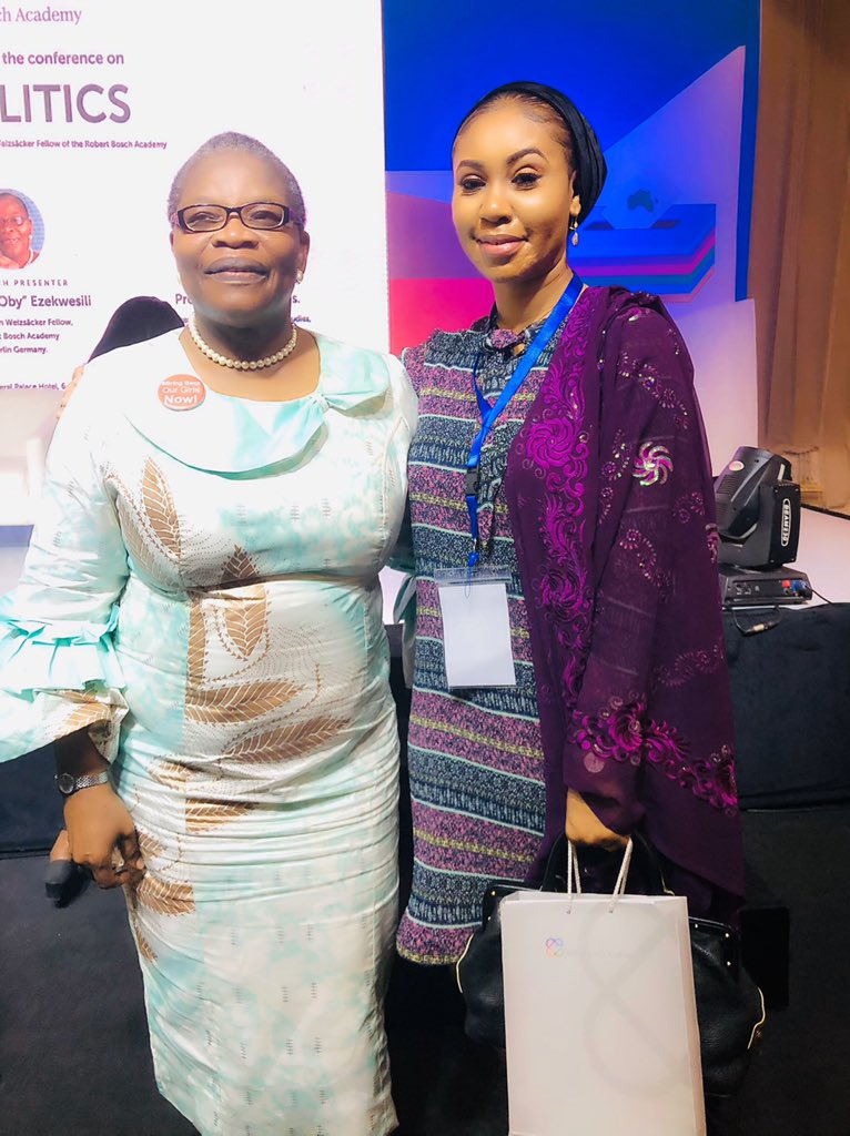 @fixpoliticsnig conference with Dr. @obyezeks was a highly charged intellectual and conversational space. I'm thankful to listen, learn and make some brain cells work towards #FixPoliticsNG amongs intelligent participants. I love Nigeria! https://t.co/vG3BElOw0H