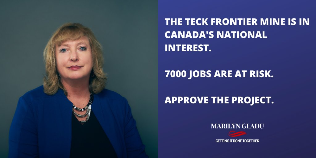 During his first term, Trudeau threw his AG under the bus in order to protect SNC. He argued that it was about protecting jobs.    This was not true.  Now, when 7000 soon to be created jobs in Alberta are at risk, we see continued foot-dragging. (1/2)  #cdnpoli #cpcldr <br>http://pic.twitter.com/wu6z9woTaL