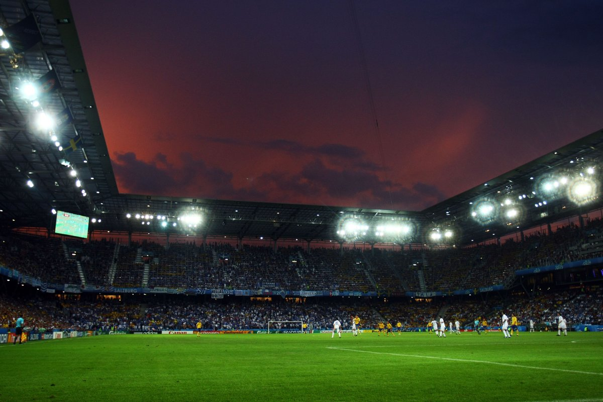 🏟️ Which venue is this from EURO 2008?  #EURO2020