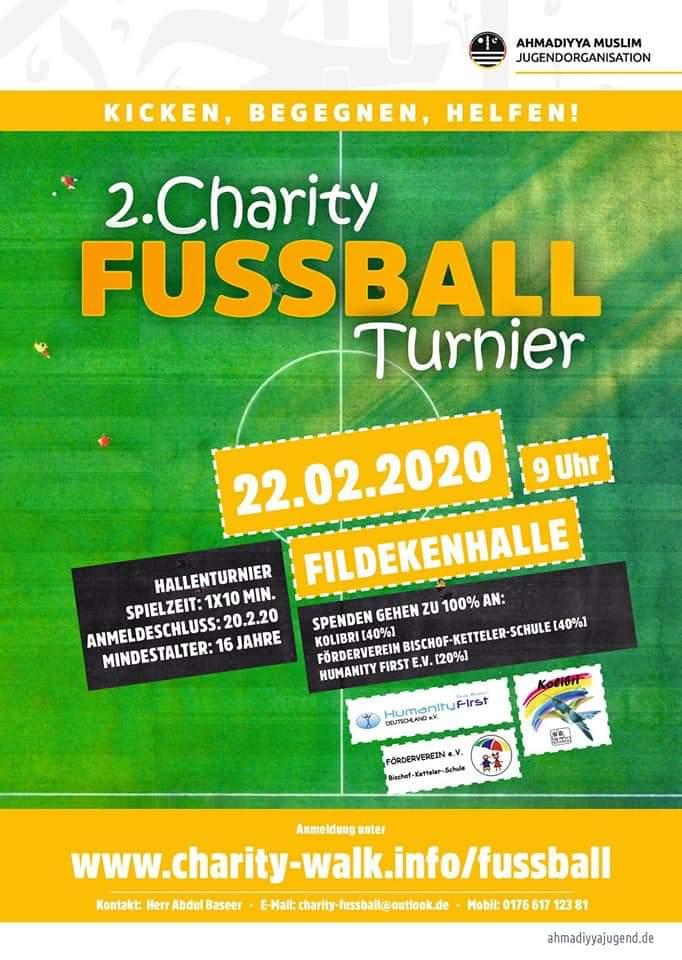 #charity #Fussball #Soccer #football #guterzweck #AhmadiyyaJugend #Ahmadiyya #humanityfirst #Bocholt @AhmadiyyaJugend @khuddamde @humanityfirstDE @AhmadiyyaDEpic.twitter.com/JmLNOOGcUg