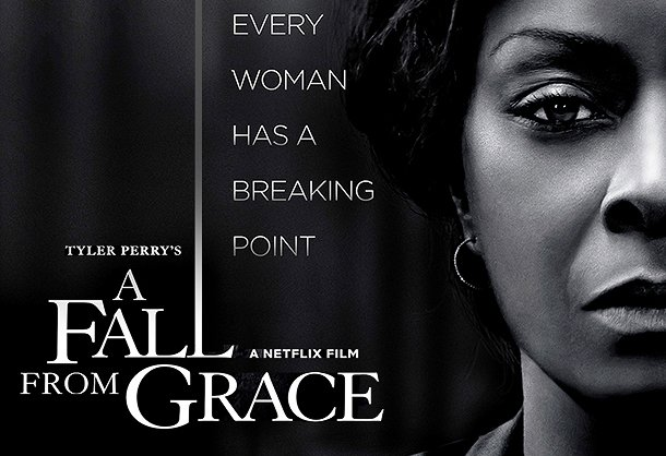 Just watched #AFallFromGrace the acting is superb. Fantastic movie 👌#TylerPerry