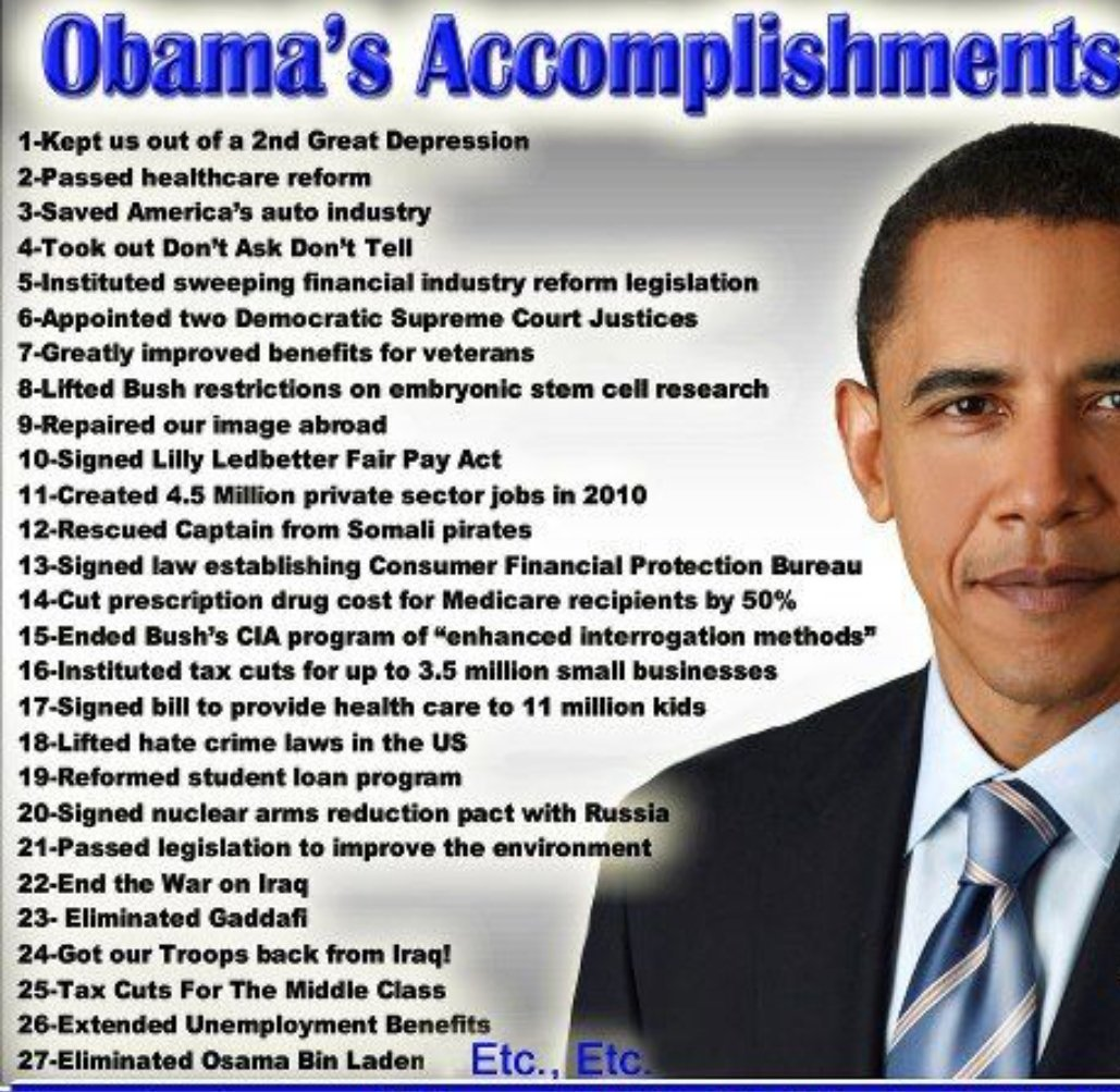 Wrong!!!! You built the economy off of the back of his hard work!   #ObamaWasBetterAtEverything  #PresidentObama  #ObamaOutdidTrump <br>http://pic.twitter.com/SOGTMFuSTs
