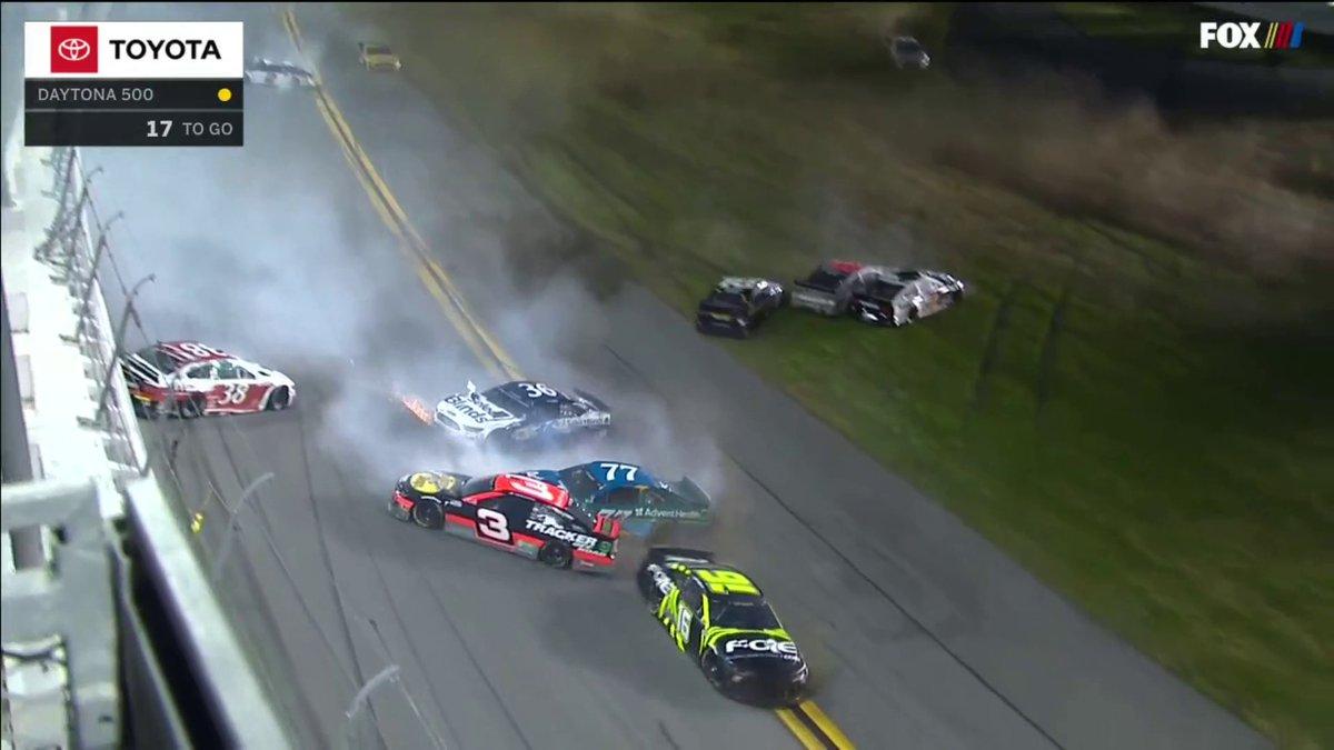 @NASCARONFOX's photo on The Big One