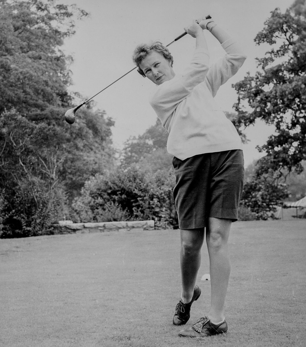 True pioneer for not just the women's game, but the entire Game of Golf. RIP to the great Mickey Wright