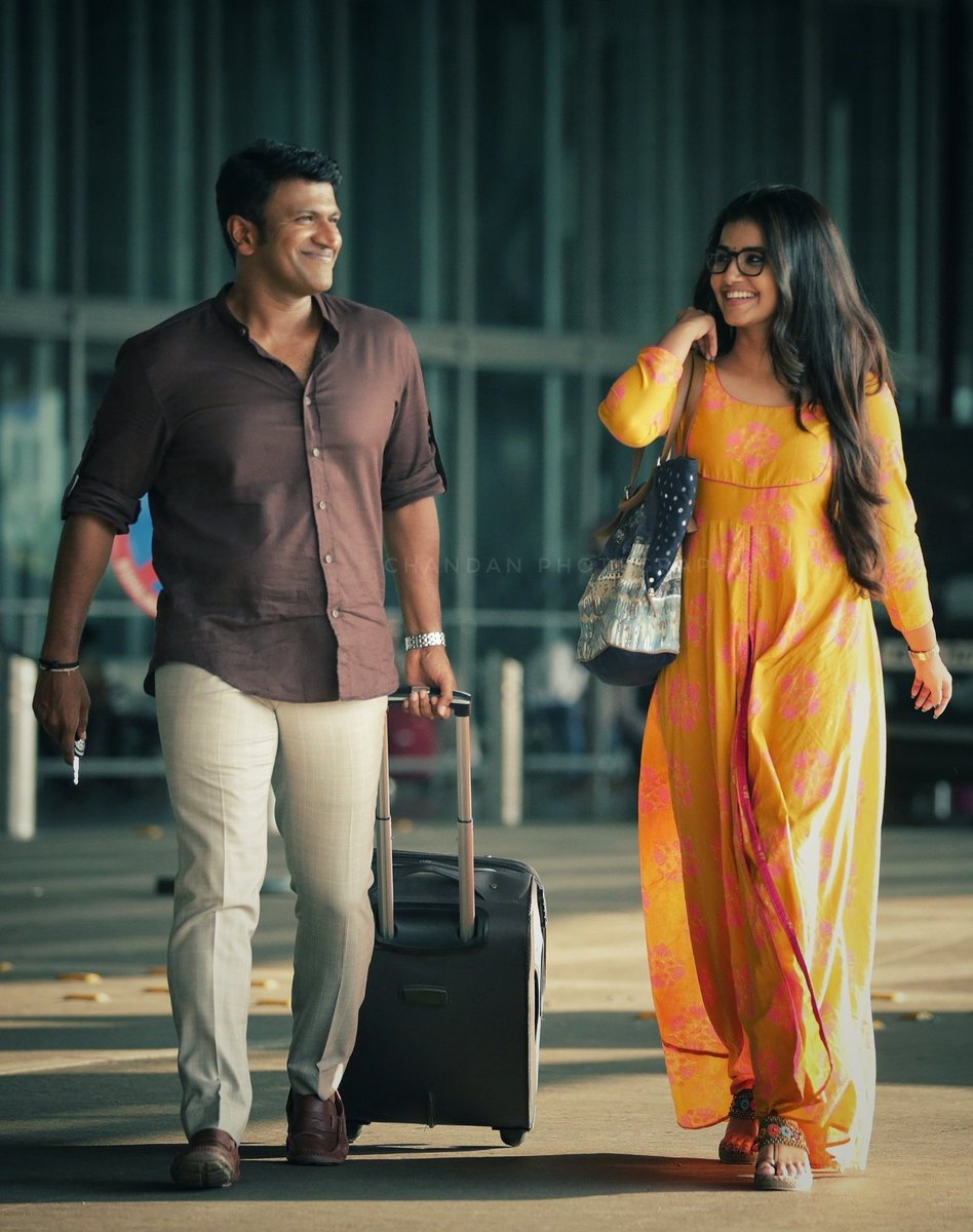 Wishing you a Very happy birthday @anupamahere From @PuneethRajkumar Fans. I hope you Have a great year ahead All the best your Future projects @anupamahere Mam 👍  #HappyBirthdayAnupama #AnupamaParameswaran #PuneethRajkumar #happy #Yuvarathnaa