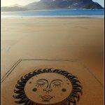 Image for the Tweet beginning: La plage de la Concha