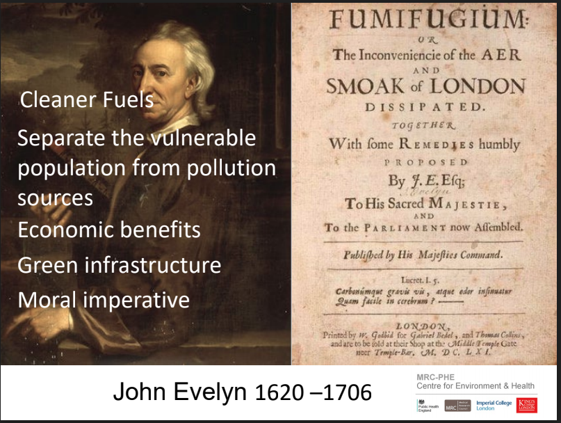 You can read Dr Mudway's slides from his talk @JAGSschool on 4.2.20. His final slide is particularly powerful in calls for action on #AirPollution as a 'moral imperative' & the need to 'separate the vulnerable... from pollution sources'.  http://dulwichsaferoutes.blogspot.com/pic.twitter.com/5BdJhoGXG1