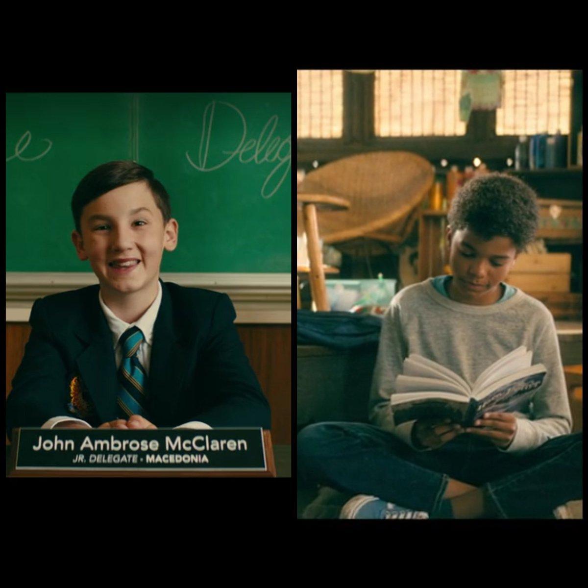 Ganz offensichtlich ein und der selbe John Ambrosse McClaren @NetflixDE  wirklich tolle Filme aber bei eigen Produktionen sollte man vielleicht besser auf die Besatzung achten...pic.twitter.com/YXfQsUKFrZ