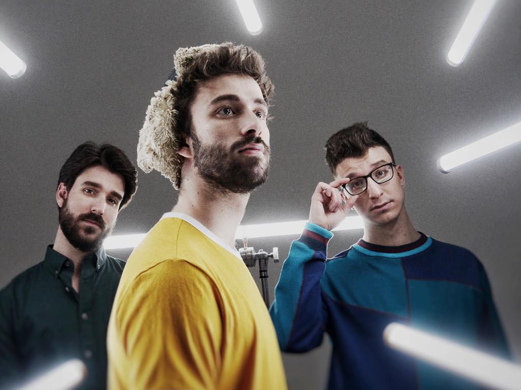 This new @AJRBrothers track is a banger 💥 Spin the trio's 'Bang!' now: pdora.co/2SROoR7