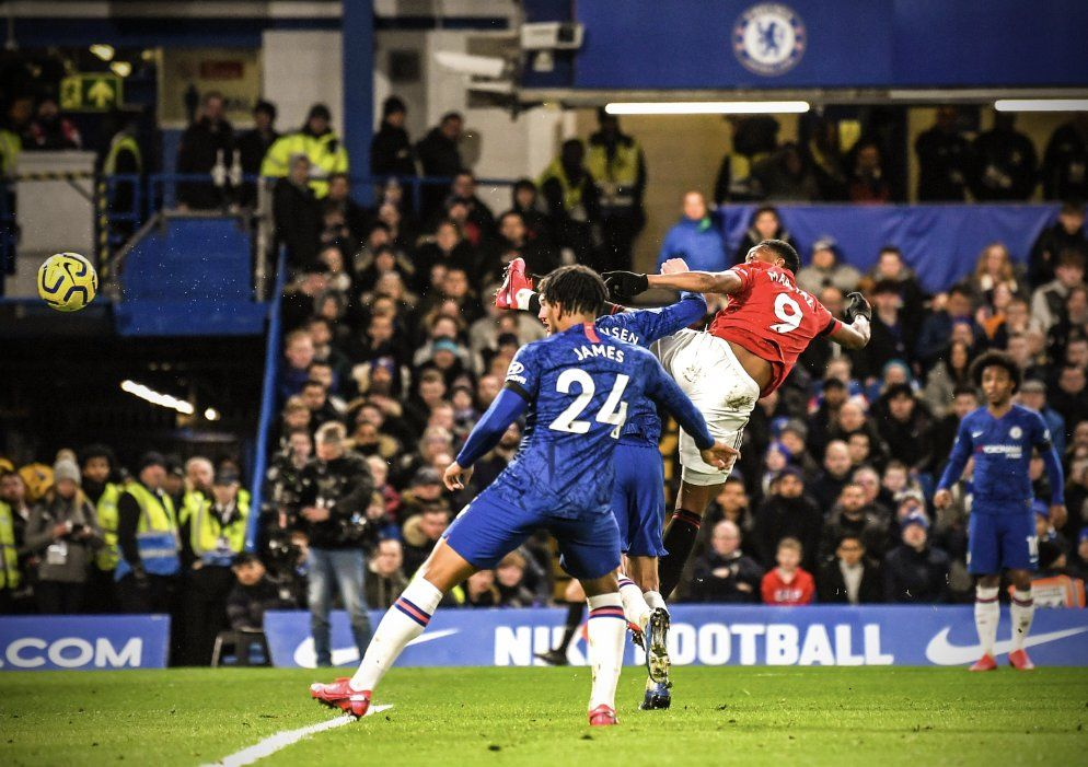 Chelsea vs Manchester United Highlights, 18/02/2020