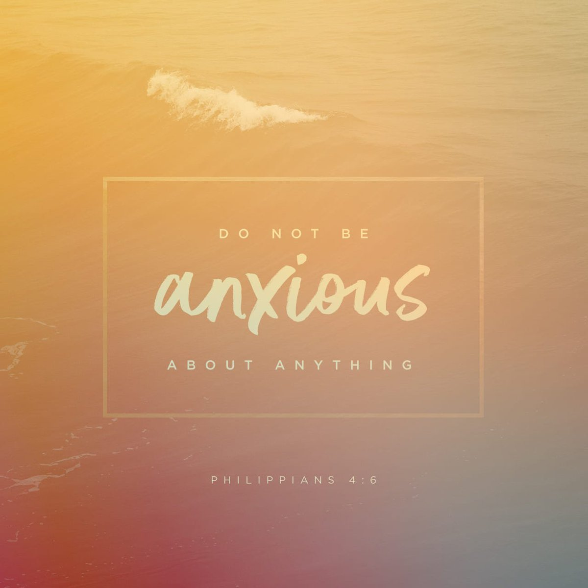 Are you feeling anxious as you start a new week? Don't go it alone! Start the week off on the right foot:  Encounter God in a fresh way and jump into a 7 day Bible reading plan.  Follow the link here: https://buff.ly/2ucbs4U  #anxiousfornothing #youversion #bibleapp #readingplanpic.twitter.com/ODCnFrnf59