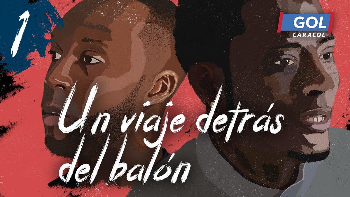 Un viaje detrás del balón: las historias de  Alex Martínez y Luis Antonio por ser futbolistas profesionales: https://t.co/a8igsf1oAX  #GenteConCancha https://t.co/lIcKZBv0zA