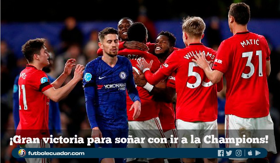 @futbolecuador's photo on #ManchesterUnited