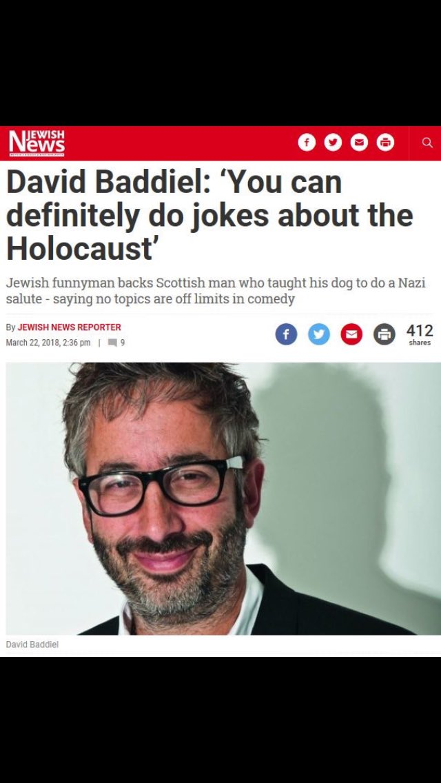 @MaierViv Ah, David Baddiel.