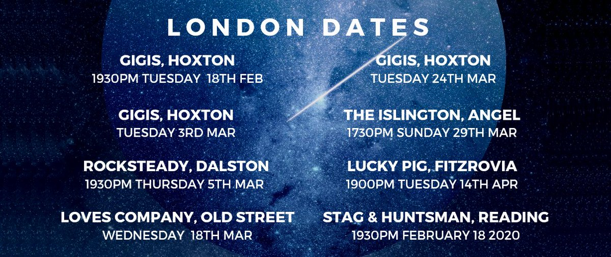 Hey guys, thank you so much for your support up to this point :) In the next few weeks, I will be playing the following gigs in London :) cheers PeteB #singersongwriter #singer #music #songwriter #musician #newmusic #artist #livemusic #love #guitar #singers #instamusicpic.twitter.com/g3wnhP2FLs