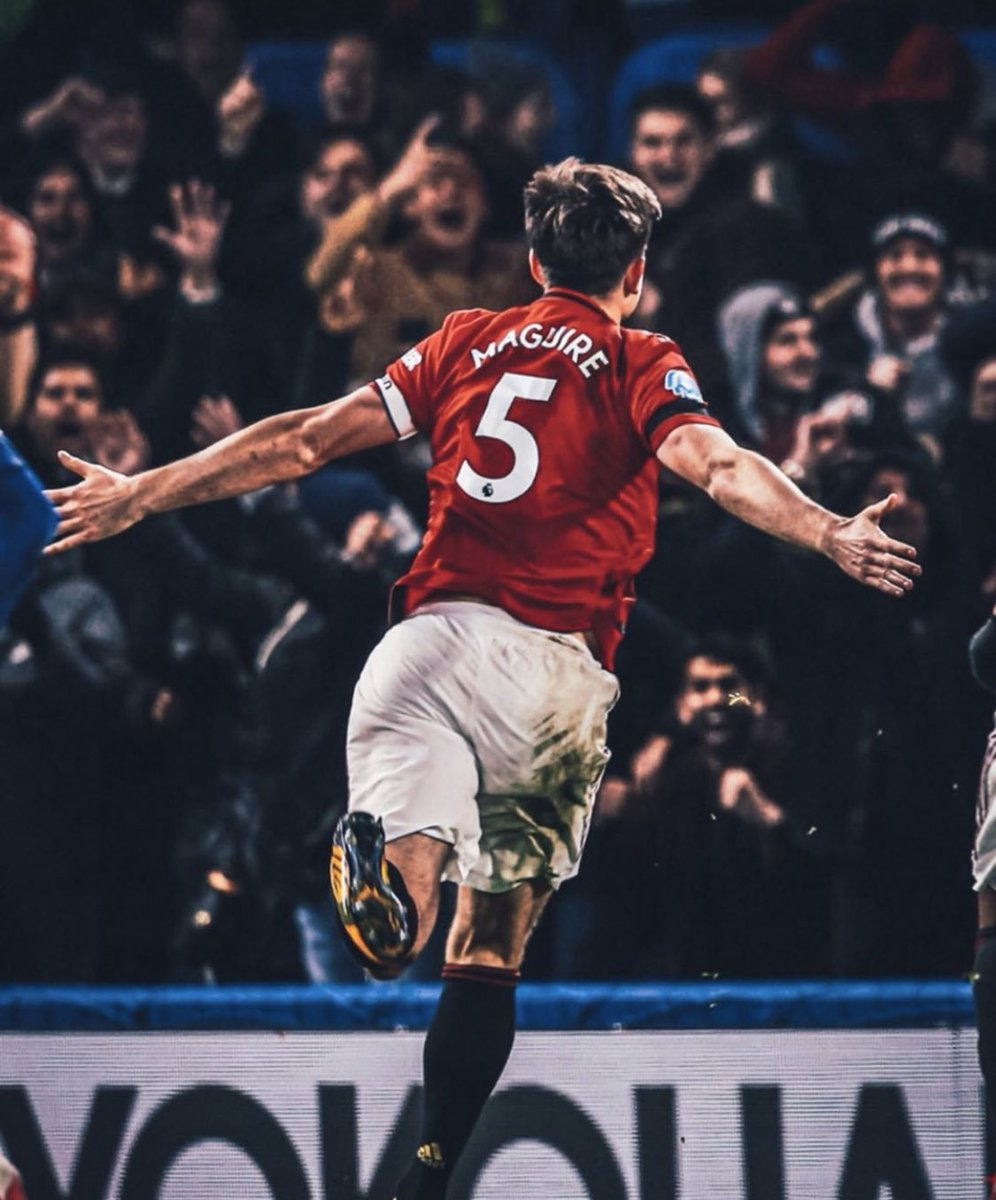 @HarryMaguire93's photo on #mufc