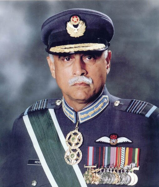 Major Gaurav Arya Retd On Twitter Pak Air Force Paf Pilot Parvaiz Mehdi Qureshi S Plane Was Shot Down In 1971 He Was Saved By An Indian Captain Was Pow In India