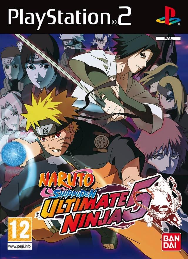 Pra começar vamos de Naruto Ultimate Ninja 5pic.twitter.com/GAbZndrVIa