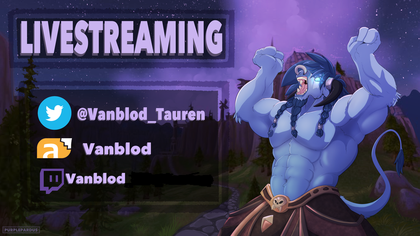 Streaming more Apex Legends with my buddies!! Come by and say hi :) currently trying to get 15 active subs! If we hit 15, Purplepardus will be raffling off a sketch to one of my Twitch subs.  https://twitch.tv/vanblod https://twitch.tv/vanblodpic.twitter.com/2CPJtPA4kk