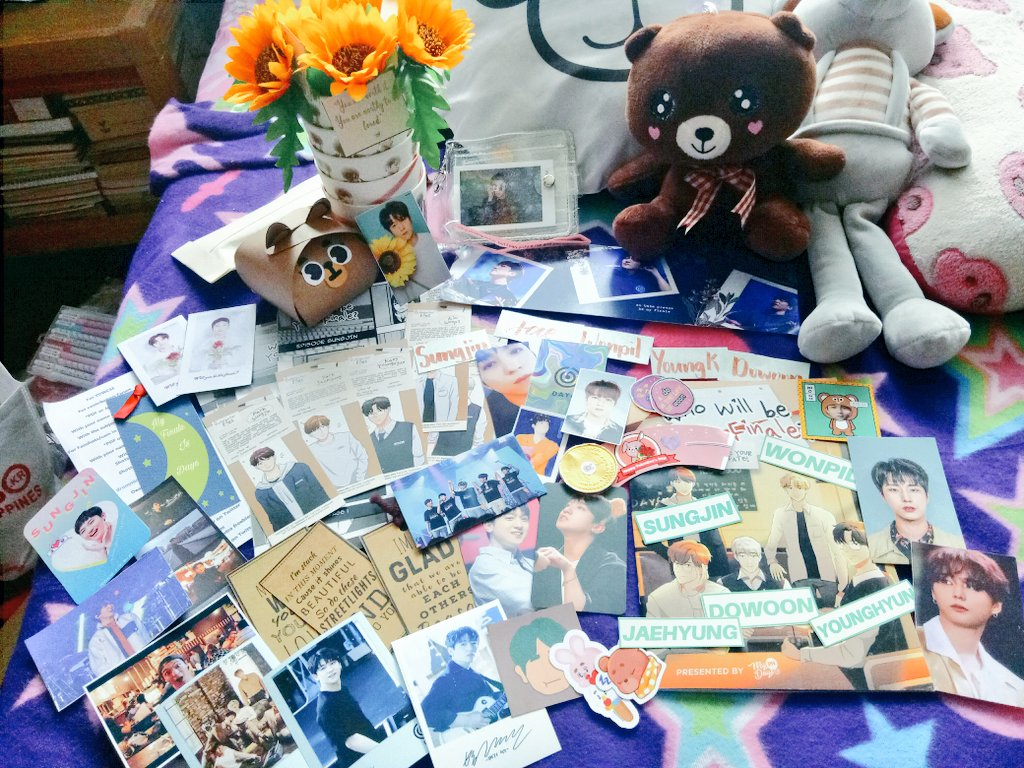 """The amount of love I received from PH MyDays is enough for me not to need a special someone to feel """"kilig"""" Mahal ko kayoooo MyDays! Thank you Day6 for introducing me to this fandom.  #MyDaylentinepic.twitter.com/Ba6TxwKGou"""