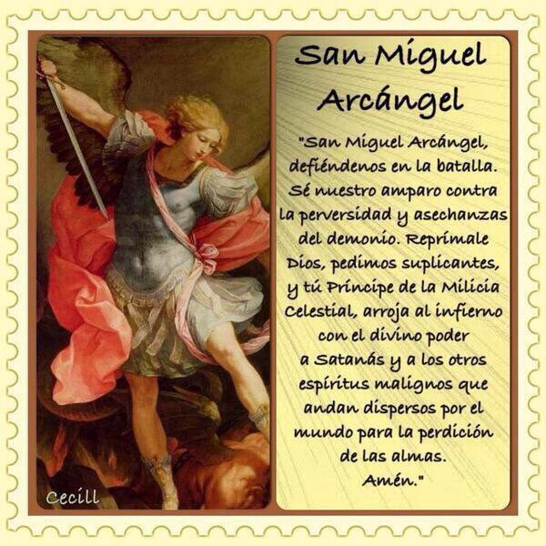 @marthabtz San Miguel Arcángel