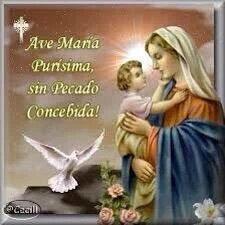 @marthabtz Ave María Purísima, sin pecado original concebida