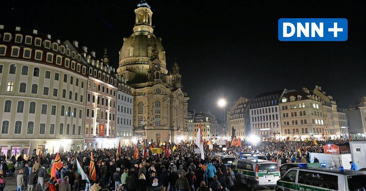 """Neumarkt Dresden - """"Demokratie braucht Rückgrat"""" – Parteien und Kirchen rufen zu Demo gegen Höcke bei Pegida auf - Dresdner Neueste Nachrichten http://dlvr.it/RQDcMBpic.twitter.com/yDqu1iJyQa"""