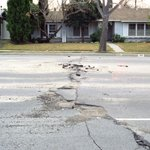 Image for the Tweet beginning: #Earthquakes can cause property damage