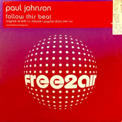#NowPlaying  :   Paul Johnson - Follow This Beat  https://t.co/7SSkfBXX5u https://t.co/kVXx3MNF2x