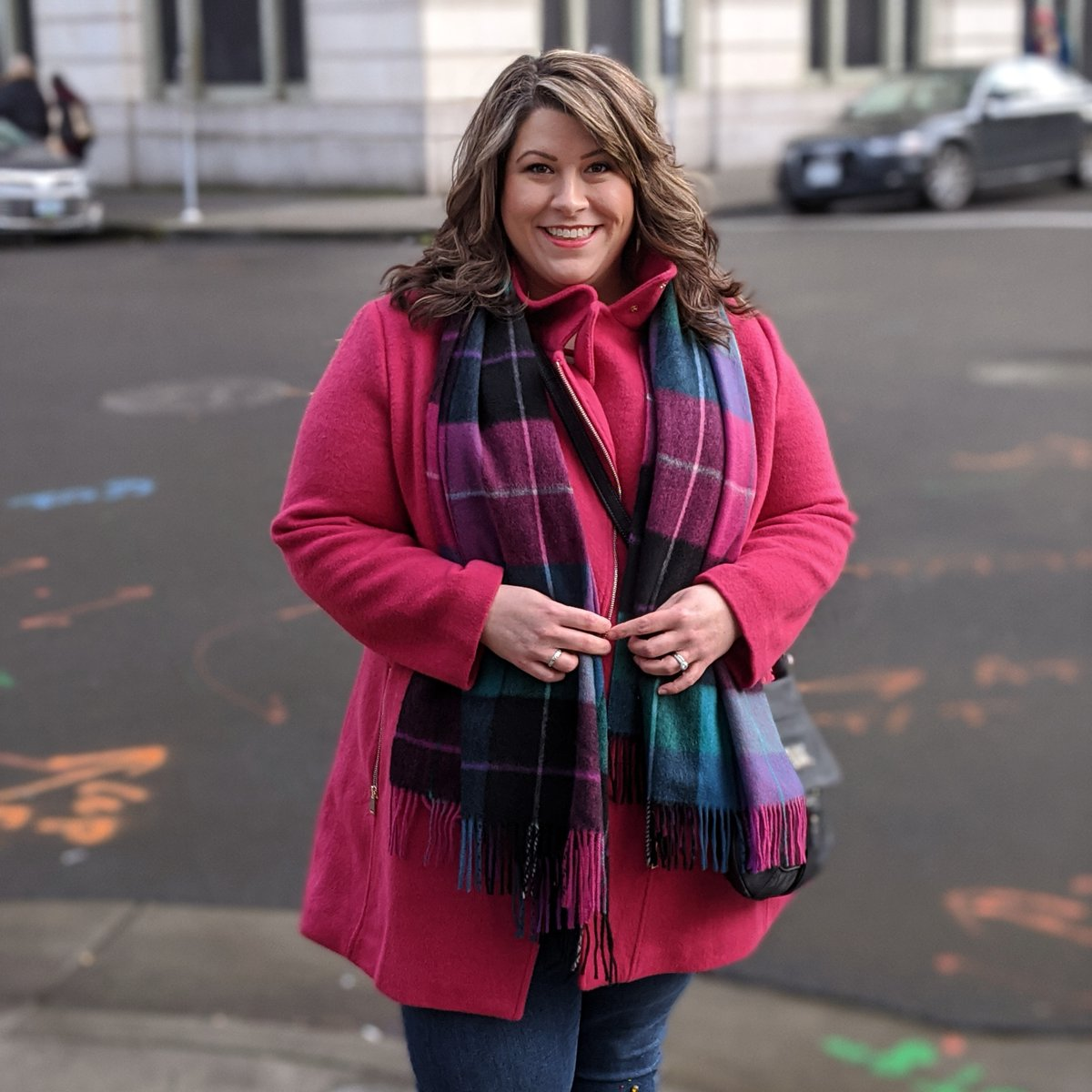 I'm feeling like a cool city chick in my @LOFT moto coat! This coat is on sale for $54 through Feb. 19th!! (Regular $198) Available in sizes XXS to 26!   Shop: https://soo.nr/EkpN Review: https://soo.nr/vxsh #CelebrateMySize #plussizeblogger #plussizefashion #psootdpic.twitter.com/1hd3ScB58z