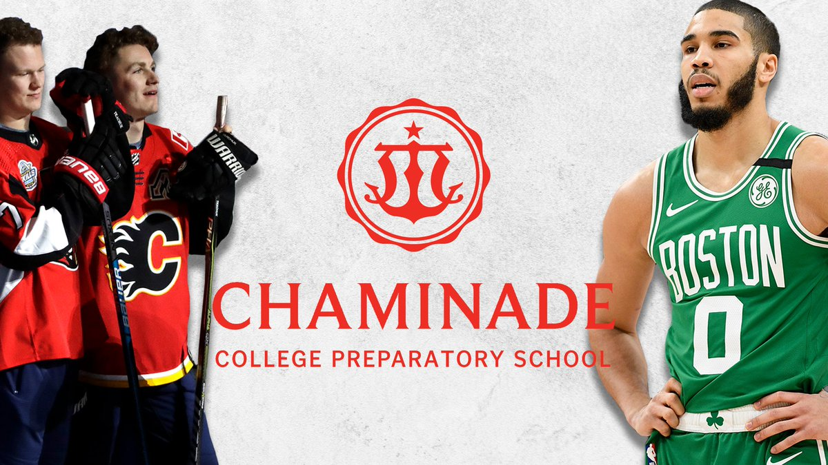 Three professional All-Stars from the same high school in the same year? (And it probably should have been five)⭐️⭐️⭐️  @CCPAthletics continues to be the star-maker school. @CCPBasketball @ChaminadeHockey   Story: https://t.co/k6TNd30oMp https://t.co/z3LKP5qIku