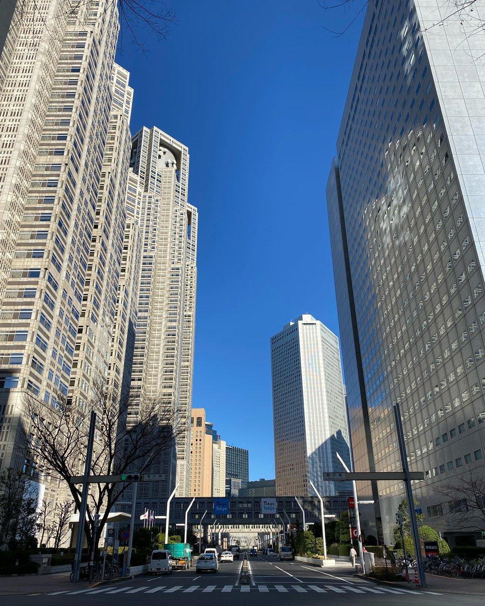 Hello from Tokyo|Feb 18th, 2020|9 AM||7.0°C|48%humidity #tokyometropolitangovernmentbuilding #shinjuku #shinjukustation #shinjukutokyo #tokyo #tokyojapan #tokyophoto #tokyotrip #nihon #nihongo #japan #japon #giappone #japantrip #japantour #japanlife #japantravelphotopic.twitter.com/8MMeKQV70g