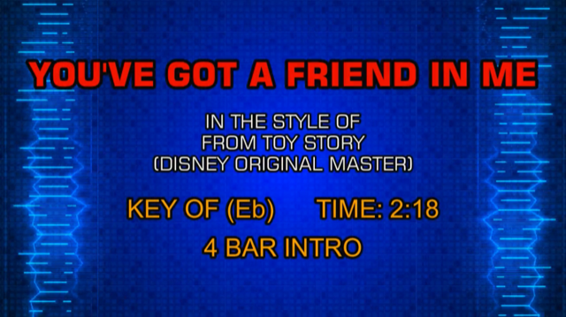 A song guaranteed to get the crowd going. Tag the friend you'd wanna sing this with!   http://ow.ly/7S7050ymXta #Karaoke #OriginalMasters #Classics #NewReleases #TheBest #ToyStory #KidsKaraoke #FamilyFun #Friends #Disney