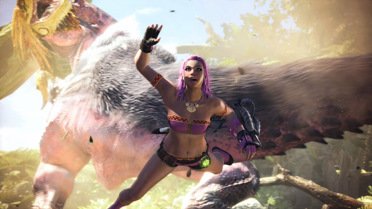 Monster Hunter World PS4🦖🦕🦎😱🤭😂😂😂😂😂😂😂#photography #picture #photo #pcgaming #instagram #gaming #gamer #games #twitch #youtube #ps4 #xbox #pc #gamers #pcgamer #girl #girls #gamergirl #gtaonline #beautiful #pretty #sweet  #monsterhunterworld #fail #fails #funny #meme