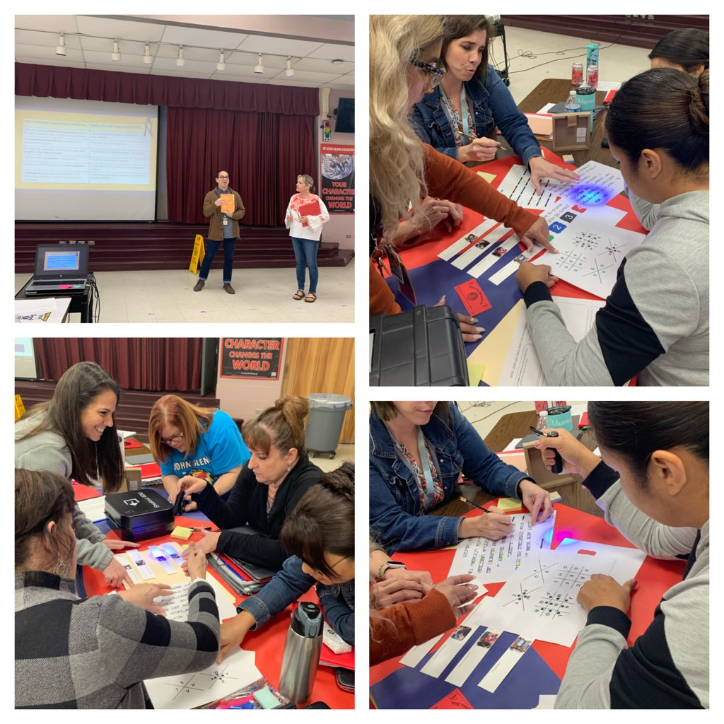 🚀 SOOOOO much AWESOMENESS  @NISDGlenn today! Inspiring🙌🏼collaboration during CIP Data📈review, exciting VISION unveil via @breakoutEDU, incredible @nisdpbis & ELAR presentations, & establishment of Team Norms! Thank you all for making today a success❤️#SoaringToNewHeights #Proud