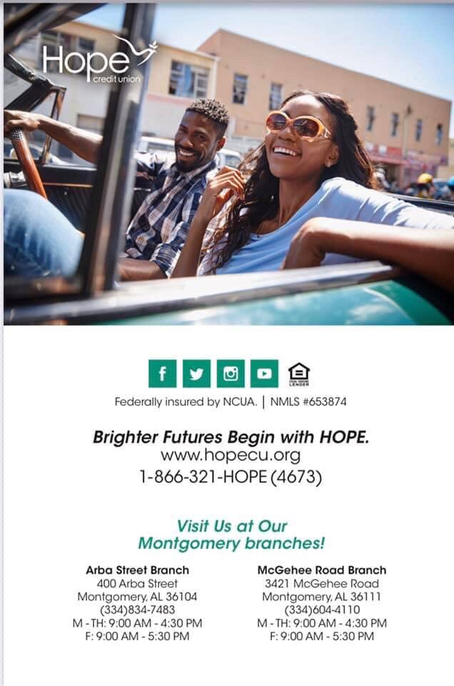 Brighter futures begin at Hope Credit Union. Stop by a branch to speak to a representative! #webeeverywhere #hopecreditunion #hope #banks #money #future