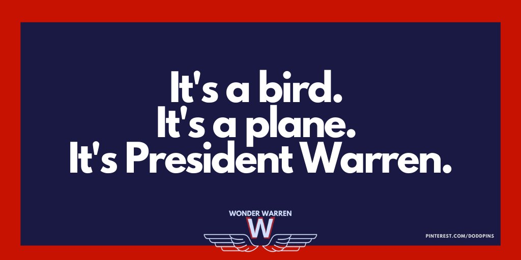Bam.  I like your thinking.  Let's get that optimism to the polls.  #PresidentWarren<br>http://pic.twitter.com/62wzzrG4S0