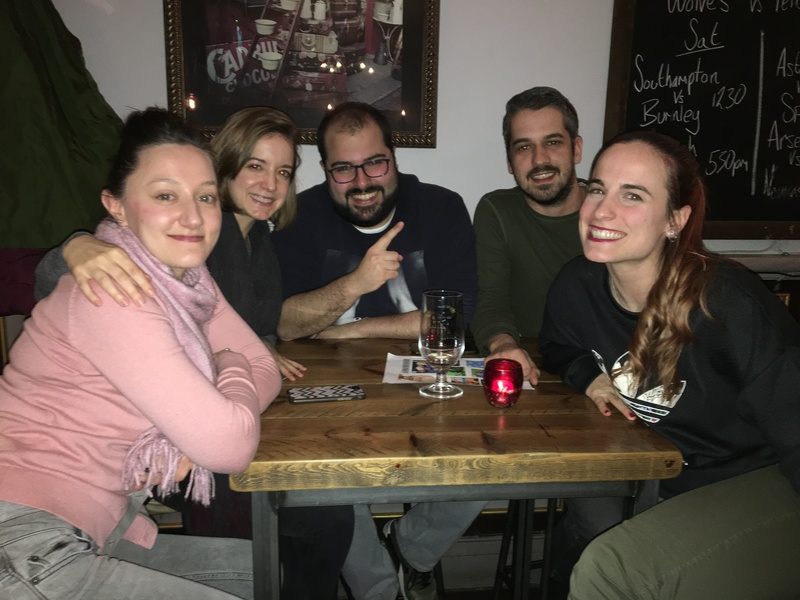 The night of the tie breakers ! #PubQuiz @walmercastlew11 in #NottingHill! http://question.one/fOPhIQpic.twitter.com/Hc4gEaTTYv