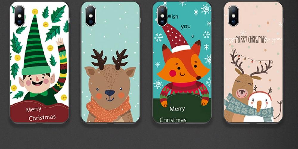 #hashtag4 iPhone Mobiles Special Christmas Decorative Cases. Christmas Greetings, Cartoon, Deer, Snowman Design Phone Cases https://smartdeal4u.com/christmas-case-2/…pic.twitter.com/pyLDyl0OVT