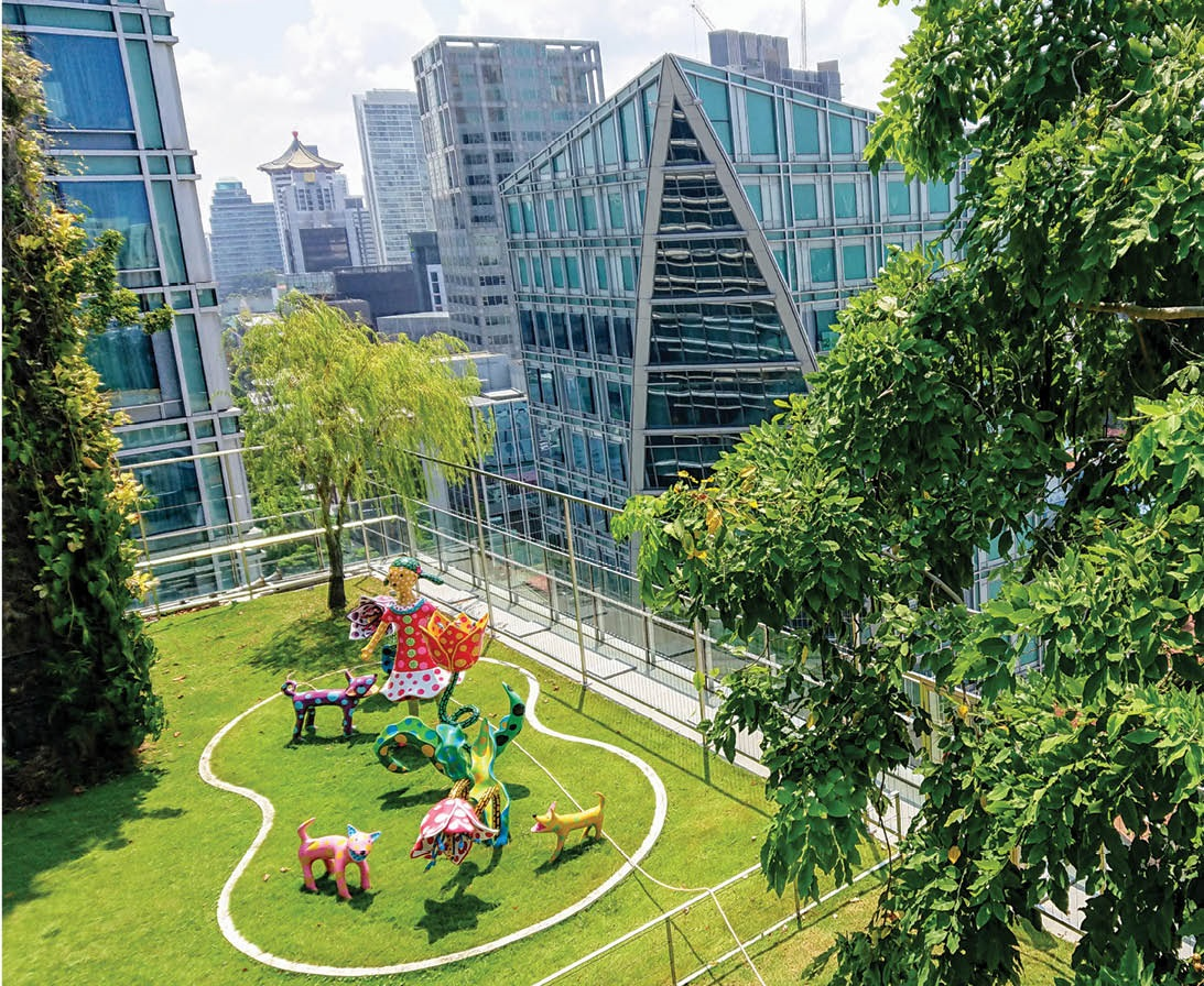 .@jonkherkaw: Public spaces are good arenas for creativity and collaboration between governments, the private sector, and citizens for creating vibrant and inclusive neighborhoods and districts. Read more: http://wrld.bg/wa9h50yoI40 #WUF10 #BetterPublicSpaces