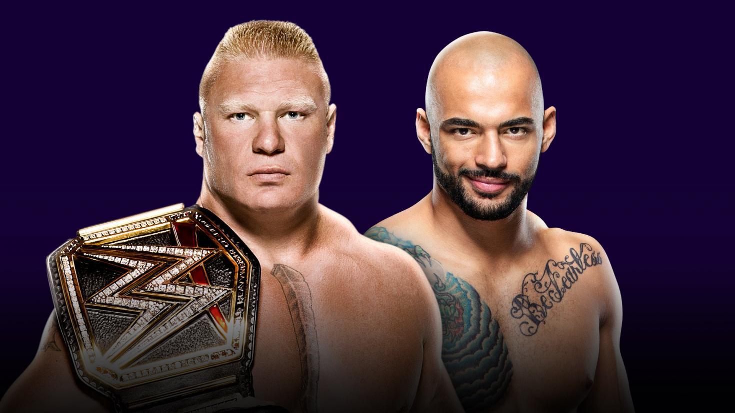 Interesting Betting Odds Revealed For WWE Super Showdown 2020 PPV 2