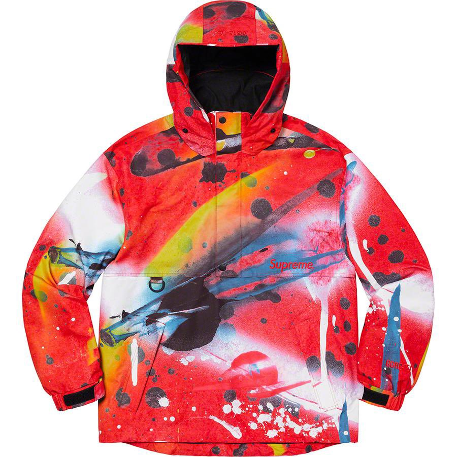 Not much of interest to me in upcoming Supreme season but goddamn the Rammellzee anorak is super tough.