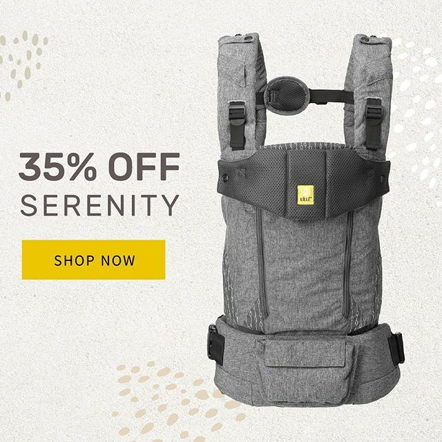 35% OFF on all Serenity carriers end tonight! Link in bio or tap to shop 🔊💥 https://t.co/tq2qWJ1YOc https://t.co/9dGTHndONk