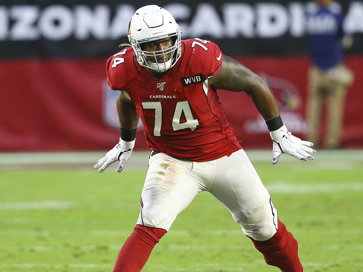 The Arizona Cardinals have signed OG D.J. Humphries to a 3yrs/$45m contract extension.  Thoughts?? #nfl #football #tempe #arizona #arizonacardinals #djhumphries #offensiveguard #extension