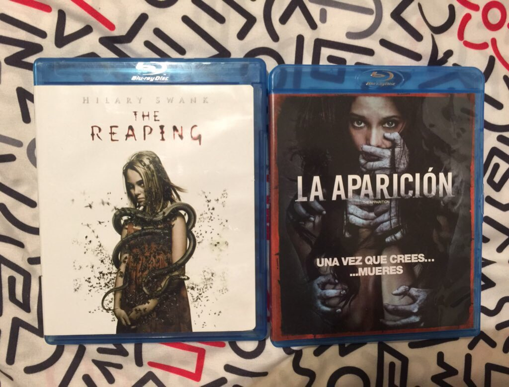 Mexican Walmart #horrorhaul #thereaping #theaparition #horrormovies #horror #horrorcollection #moviecollectionpic.twitter.com/ciEoQu6hyg
