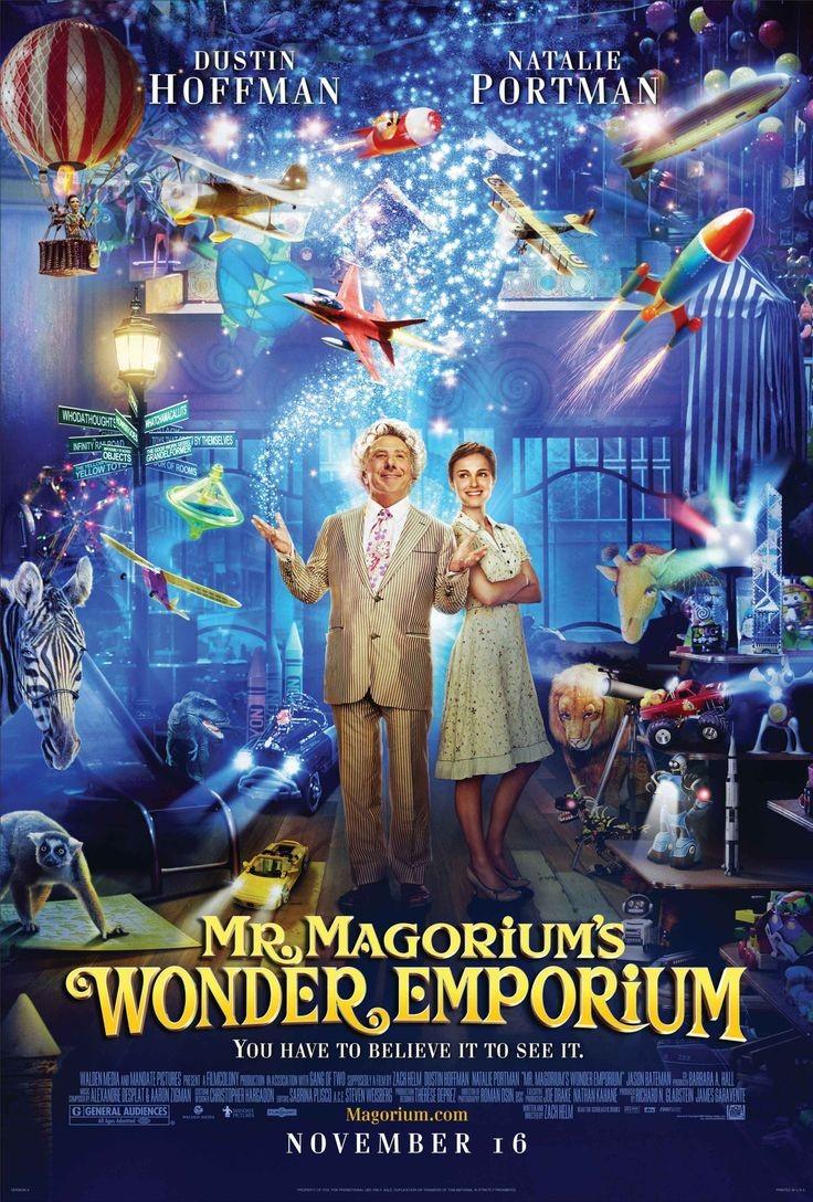título original: Mr. Magorium's Wonder Emporium título abrasileirado: A Loja Mágica de Brinquedos data q assisti: 17/02/2020 notinha:   esse filme não é só para crianças!  perfeito!!!   sinopse by AdoroCinema. pic.twitter.com/5Dcgy1GHUj