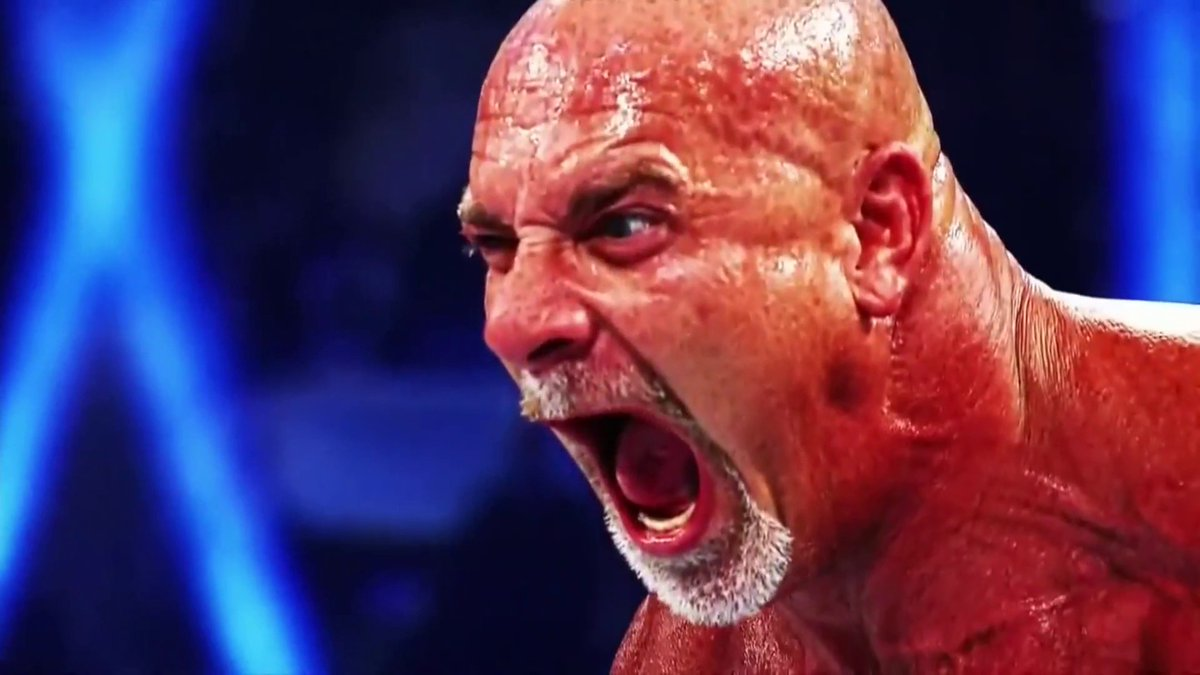 This Friday, for the first time EVER, @Goldberg will be LIVE on FOX! #SmackDown