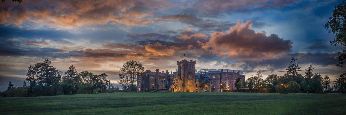 Irish History Bitesize On Twitter Classiebawn Castle Co Sligo Ireland Benbulbin Built Late 19c 1950 Inherited By The Wife Of Admiral Of The Fleet The 1st Earl Mountbatten Of Burma The