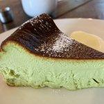 東京で美味しい「抹茶バスクチーズケーキ」が食べられるカフェをご紹介!!
