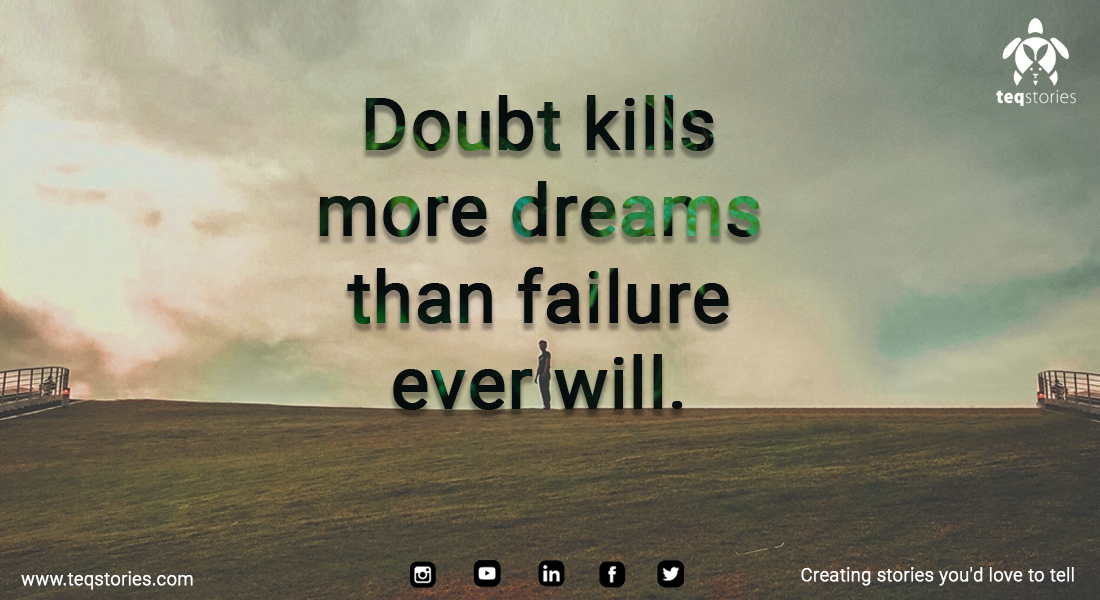 Doubt is early, failure is later. Don't let failure build the bud. Dreams are meant to pursue. #tuesdayvibes #tuesdayinspiration #inspirationalthoughts #inspirationalqoutes #inspirationalquoteoftheday #neverdoubtyourself #dontgiveuponyourself #becomeabetteryou #transformyourmindpic.twitter.com/nQz4ZfuqJT